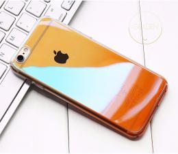 """Exkluzivní silikonový fotochromatický obal """"CAFELE"""" pro iPhone 6, 6s, zlatá - zvìtšit obrázek"""