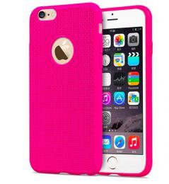 Silikonový obal na iPhone 6 PLUS, 6s PLUS, sytì rùžový - poslední kus! - zvìtšit obrázek
