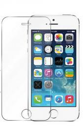 Tvrzené sklo na display s tvrdostí 9H na iPhone 5/5s, iPhone SE