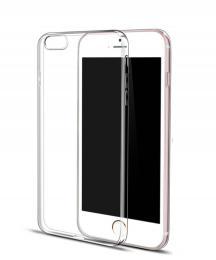 Silikonový obal 0,3 mm na iPhone 7, transparentní