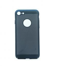 Obal na iPhone 8 z mìkèeného plastu, modrý