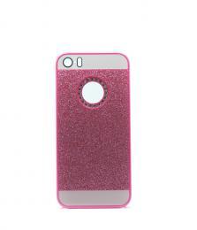 Elegantní kryt se tøpytkami na iPhone 5/5s, iPhone SE, rùžový