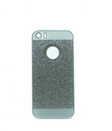 Elegantní kryt se tøpytkami na iPhone 5/5s, iPhone SE, støíbrný