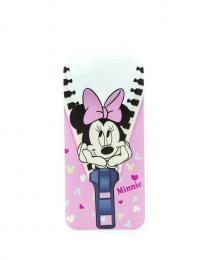 Obal Mickey Minnie na iPhone 5/5s, iPhone SE, transparentní