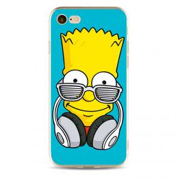 Obal Bart Simpson na iPhone 6, 6s