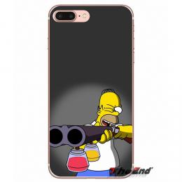 Obal Homer Simpson na iPhone 5/5s, iPhone SE,