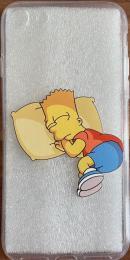 Obal Bart Simpson na iPhone 5/5s, iPhone SE - zvìtšit obrázek