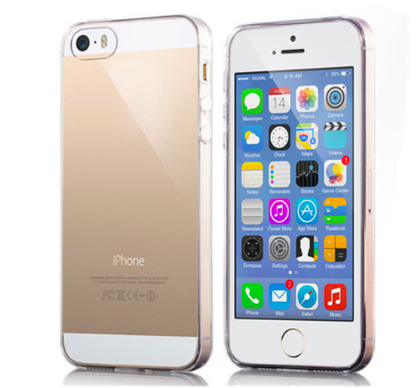 Silikonový obal 0,3 mm na iPhone 6 PLUS, 6s PLUS, transparentní